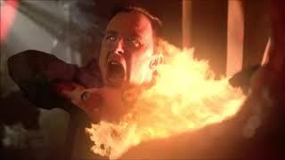 Parrish brûle le sans visage