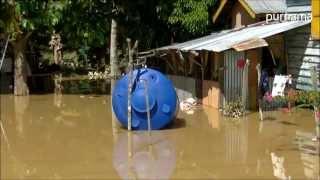 preview picture of video 'Banjir di Tenom 19hb - 20hb Disember 2013'