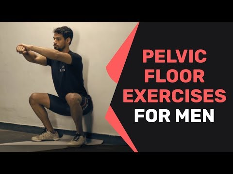 Übungen auf die Prostata