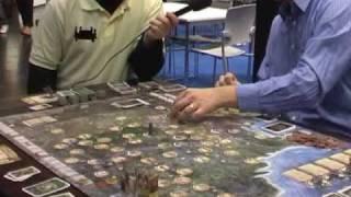 Essen Spiel 2009: Herr der Ringe - Abenteuer Mittelerde