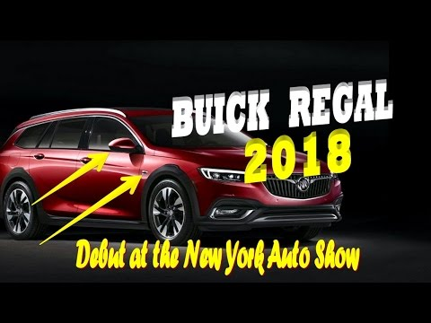 [Wacth Now] 2018 Buick Regal | is now a Hatchback and a Wagon