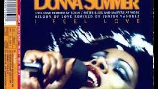 Donna Summer - Melody of Love (Junior Vasquez DMC remix). THE REAL COMPLETE LONG VERSION!!!