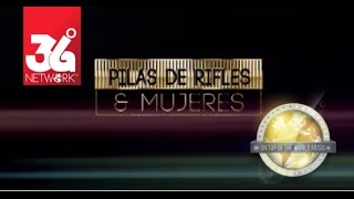 Pilas De Rifles & Mujeres - Carlitos Rossy feat. Yomo, Sou, Pancho y White Bear (Video)