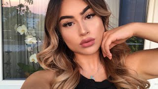QUICKY: 15 Minutes Loose Curls-Tutorial I Aylin Melisa