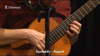 Video Spolektiv - Raport, live v ČRo Olomouc 8. 3. 2017