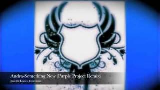 Andra-Something New (Purple Project Remix)