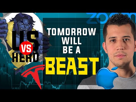 Tomorrow Will Be A Beast – Options Trading Watchlist – Stock Market Today