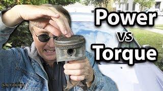 Horsepower vs Torque, Which is Better