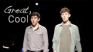 "HOT OFF THE IVORIES - ""Great, Cool"" (performed by Ben Fankhauser and Blake Daniel)"