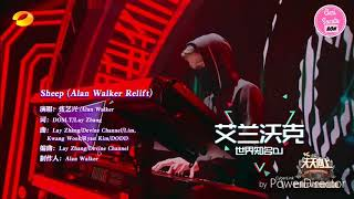 Sheep《Live》  Lay & Alan Walker