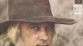 Charlie Rich ~ 'Til I Can't Take It Anymore (Vinyl)