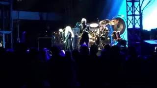 Bleed To Love Her, Fleetwood Mac, Dodger Stadium