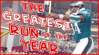 MY GREATEST RUN OF THE YEAR!!! - Madden 16 Ultimate Team | MUT 16 PS4 Gameplay