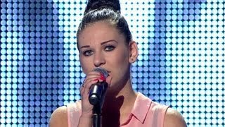 "The Voice of Poland III - Magdalena Banasiuk - ""Lost"" - Przesłuchania w Ciemno"
