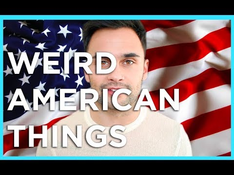 7 AMERICAN THINGS EUROPEANS FIND WEIRD | Deniz F.