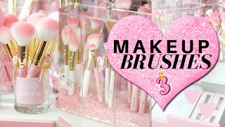 My Top 3 Ways To Store Makeup Brushes- SLMissGlam♥