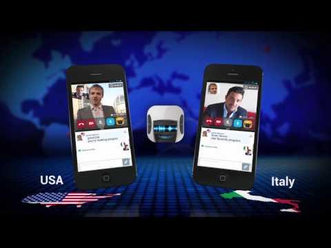 Video of DROTR Calls&Chat translation