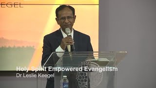 Holy Spirit Empowered Evangelism