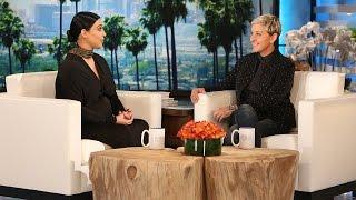 Kim on Caitlyn Jenner