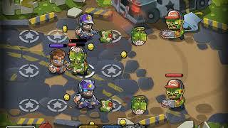 Флеш игра Elite Squad 2 Зомби наступают #1