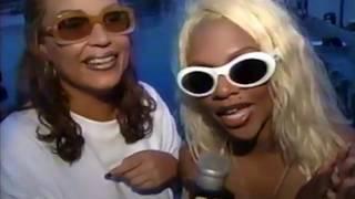 Lil' Kim - Interviewed by Angie Martinez , Missy Elliott , T-Boz & Da Brat (HD)