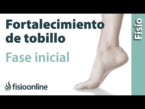 La causa de dolor en las articulaciones del tobillo