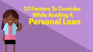 10 Tips For Personal Loan