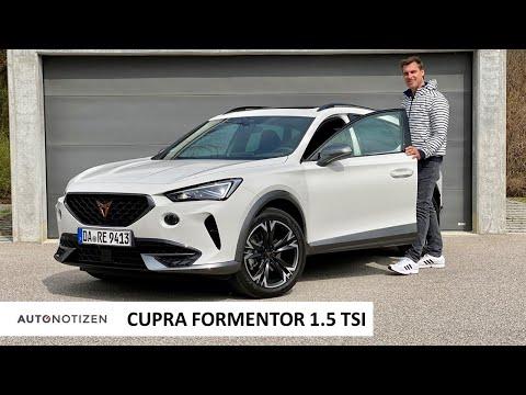 Cupra Formentor 1.5 TSI: Was kann die Basis mit 150 PS? Test   Review   Fahrbericht   2021