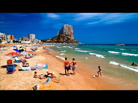 Video Best Places to Visit in Spain - East Coast HD