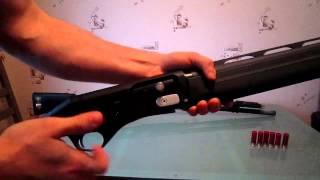 Обзор ружья Stoeger 3000 применительно к IPSC (практическая стрельба)