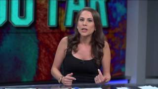 Ana Kasparian Exposes Herself