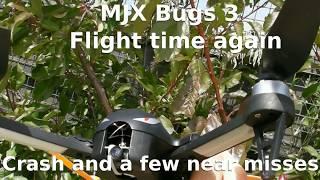 MJX Bugs3 FPV session