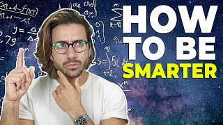 HOW TO BE SMARTER & THINK FASTER to Increase Productivity