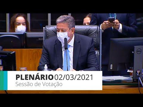 Plenário - Proposta autoriza compra descentralizada de vacinas contra Covid-19 - 02/03/21