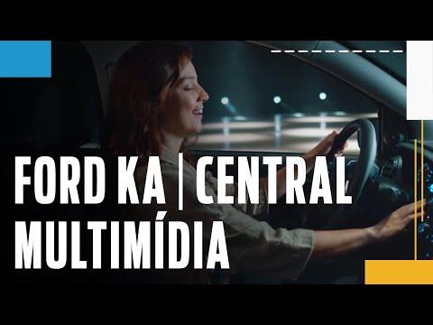 Ford Ka | Central multimídia