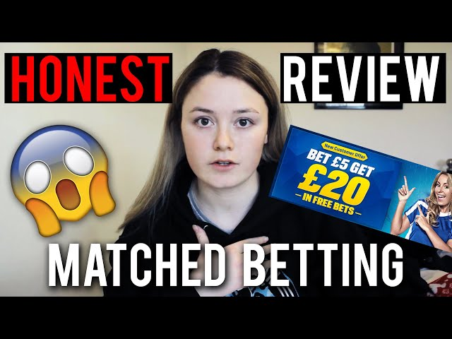 Is Matched Betting Worth It In 2019? MATCHED BETTING HONEST REVIEW