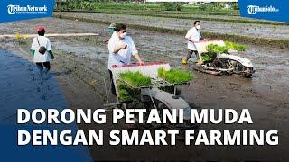 Pemdes Sidowayah Dorong Petani Muda dengan Smart Farming: Penghasilan Bisa di Atas UMR