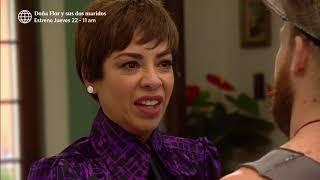 Elvira lloró al reencontrarse con Charly y escuchar su dolorosa confesión