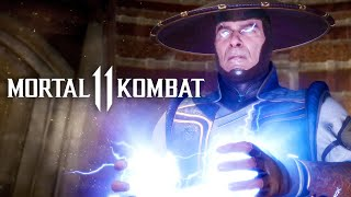 Mortal Kombat 11 - Official Story Trailer