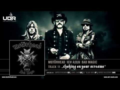 Motörhead - Choking On Your Screams (Bad Magic 2015)