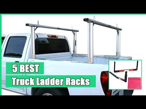 Best Ladder Racks: 5 Best Truck Ladder Racks in 2020 (Buying Guide)