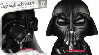 Star Wars Funko Fabrikations Reviews