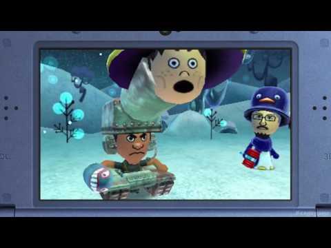 Видео № 0 из игры Miitopia [3DS]