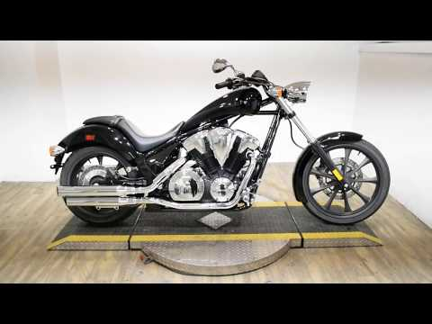 2013 Honda Fury™ in Wauconda, Illinois - Video 1