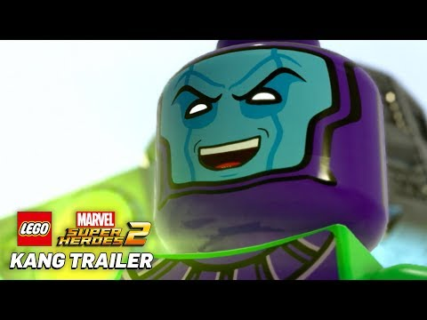 LEGO Marvel Super Heroes 2: Official Kang The Conqueror Trailer