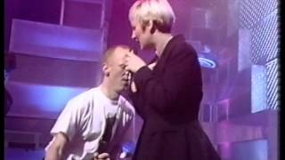 Jimmy Somerville - Comment te dire adieu - Totp original broadcast