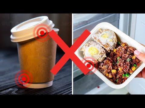 Opakowania Na Żywność Są Pełne Toksycznych Substancji Chemicznych - Jak Wpływają Na Twoje Zdrowie?