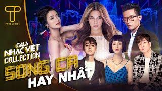 Hồ Ngọc Hà, Hà Anh Tuấn, Đạt G, Hiền Hồ - Tuyển tập song ca Ballad hay nhất |Gala Nhạc Việt Playlist