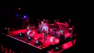 AC Newman band in Philadelphia