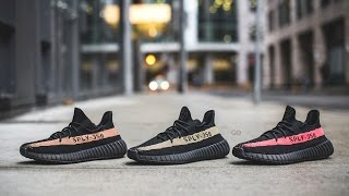 Adidas yeezy 350 rafforza: raro kanye west progettato formatori andare
